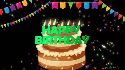 Happy Birthday Free Animated Ecards GIFs Pics – Free Animated Happy Birthday Cards