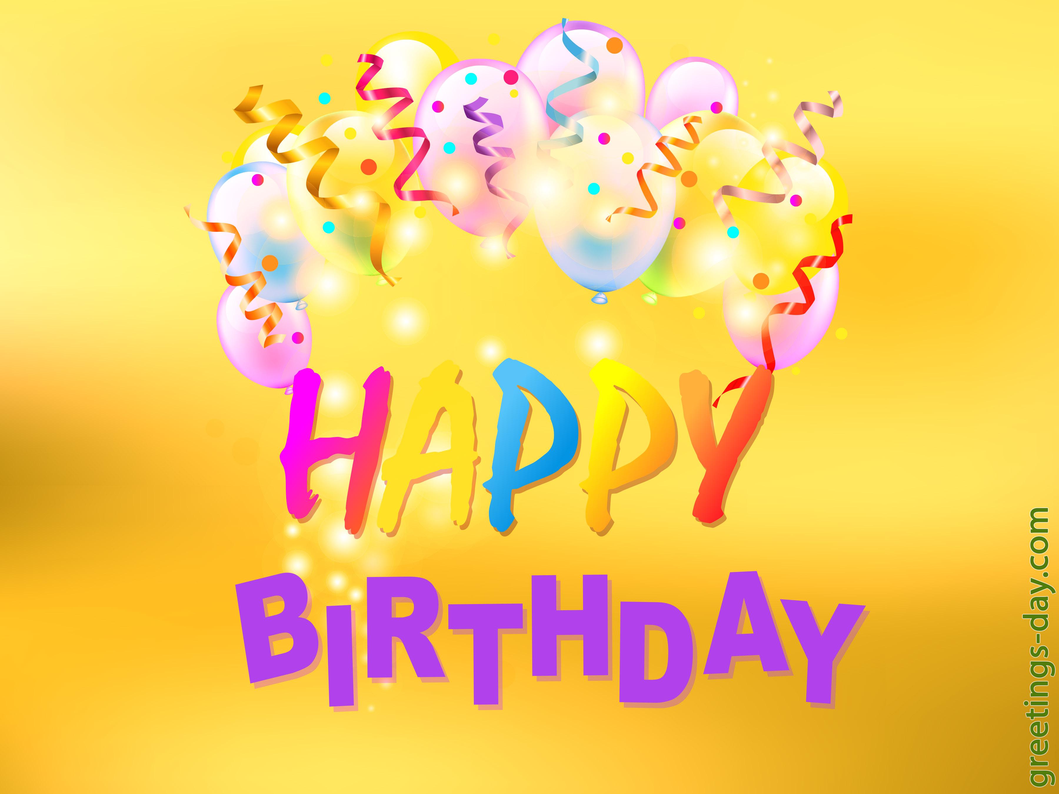 Happy Birthday card 23 06 05 ⋆ Greeting Cards Animated