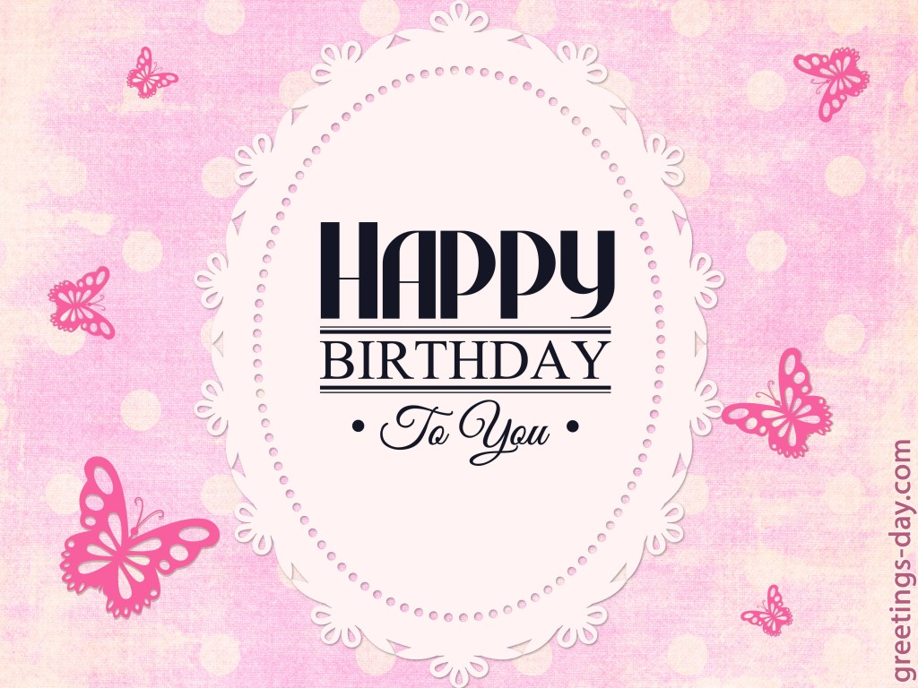 Happy birthday greeting Cards. Share image to you friend ...
