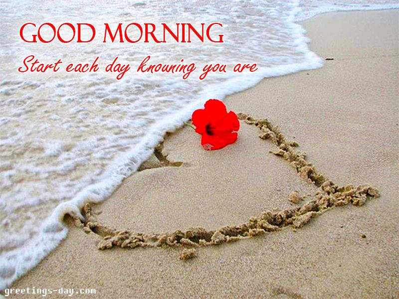 love good morning