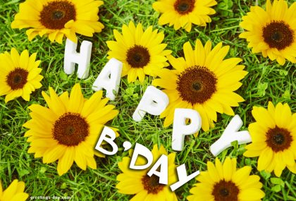 Happy Birthday – Free Pictures, Wishes, Gifs.
