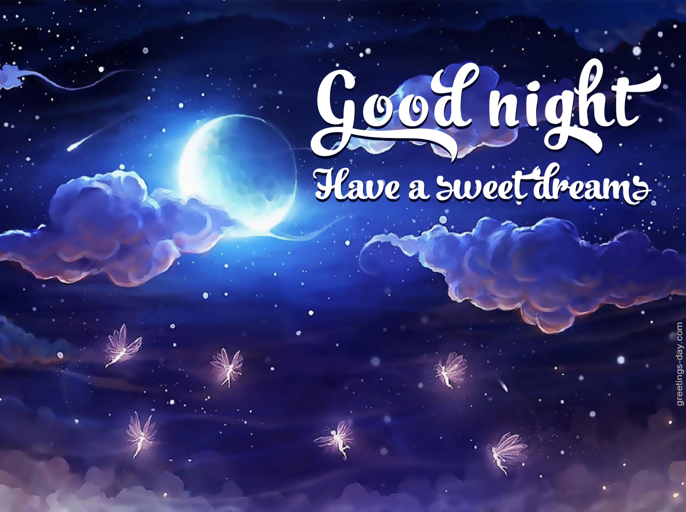 Good night – Free Daily Ecards & Pics