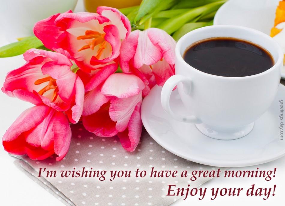 goodmorning wish