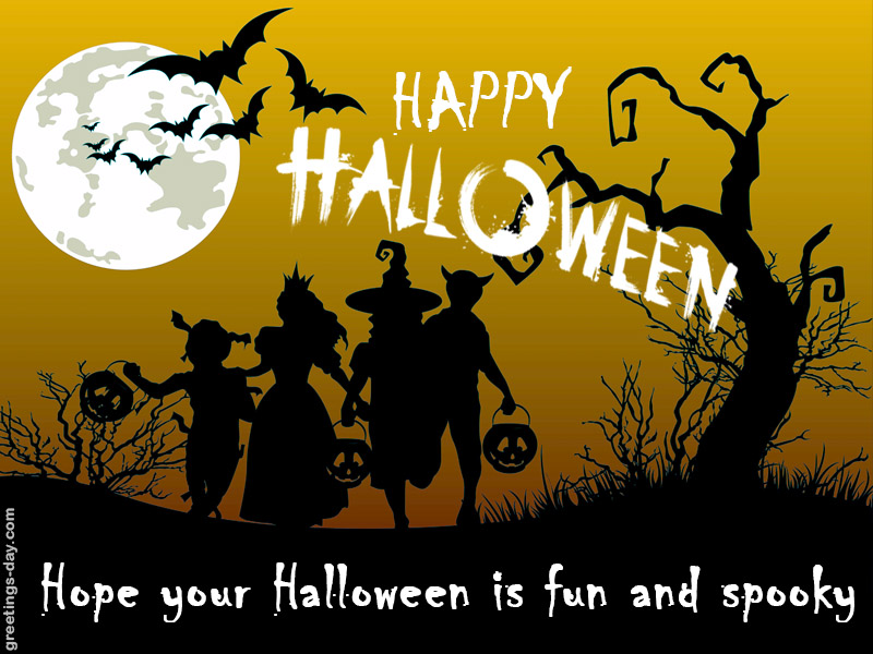 Happy Halloween – Online Greeting Cards