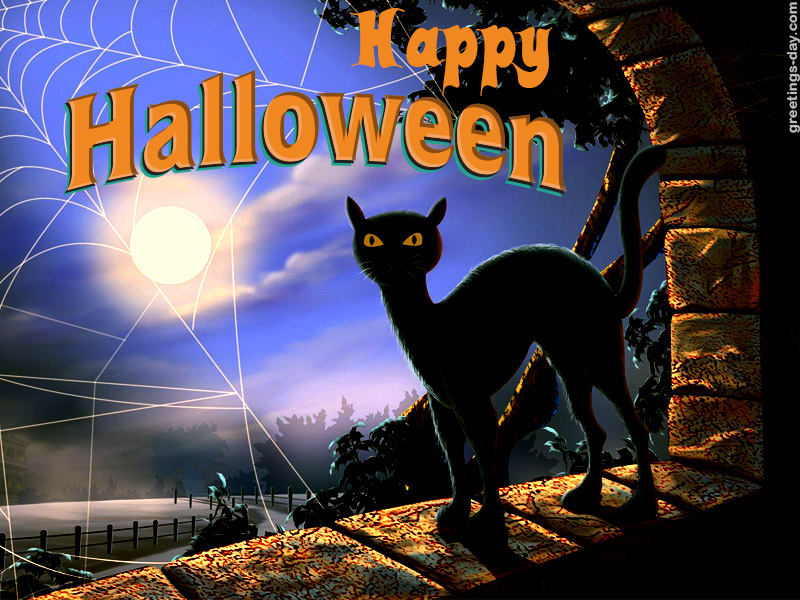 Happy Halloween – Pictures, Sayings & Messages.