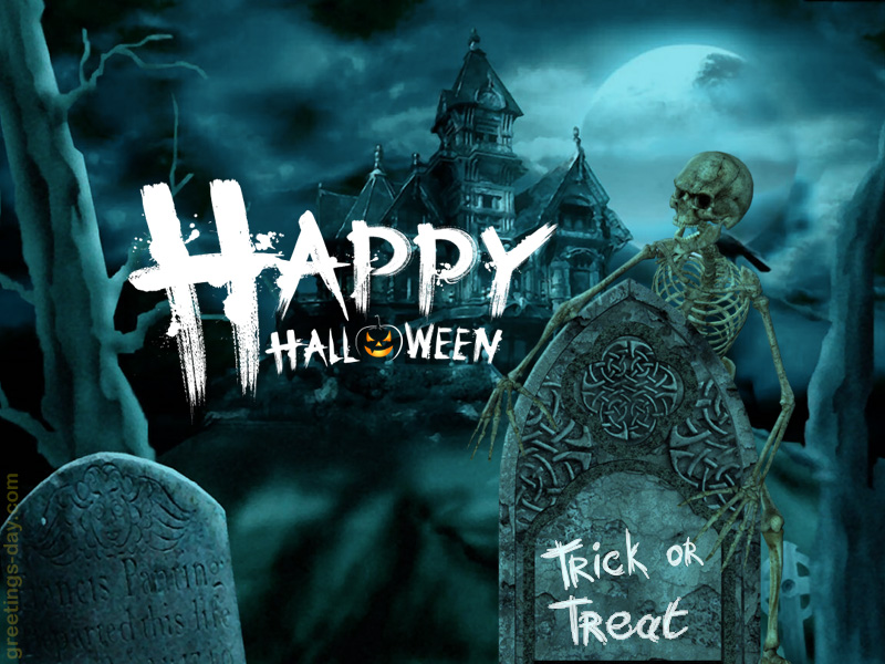 Halloween Wishes, Status Pictures, Quotes