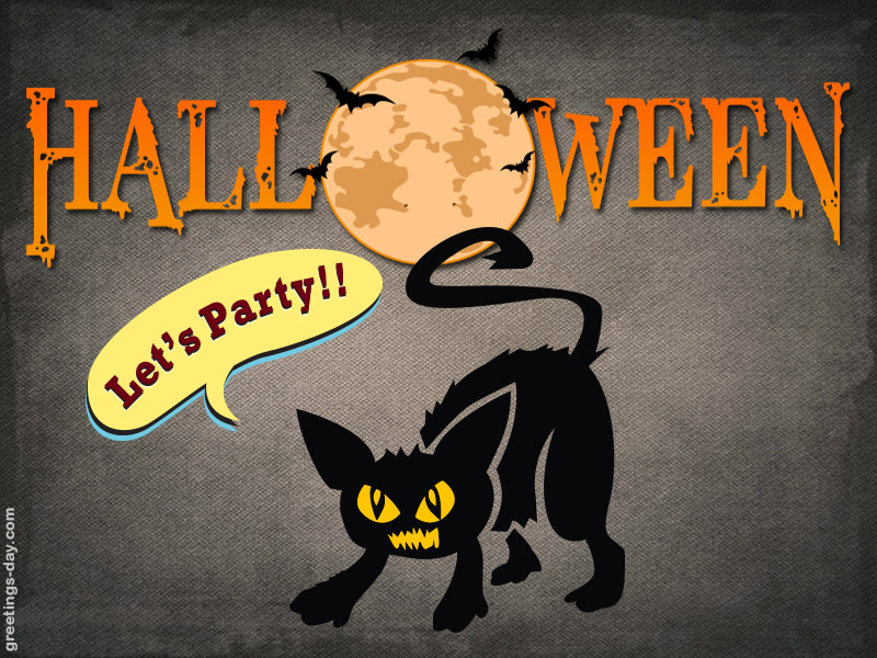 Happy Halloween Greeting Image