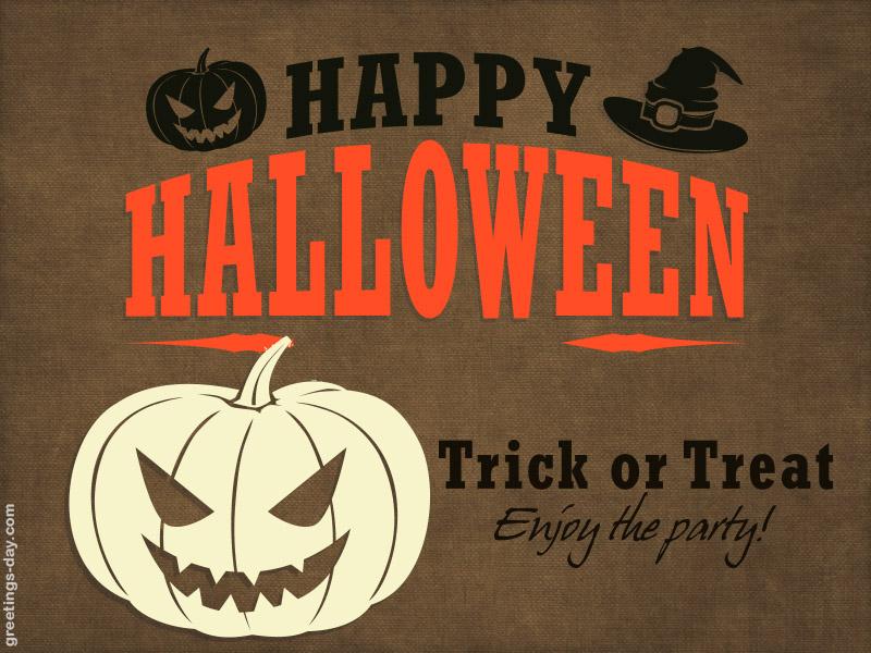 ecards for Halloween