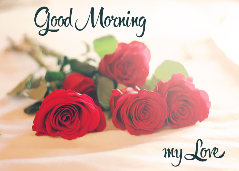 Good Morning Love Thought Wallpaper : Good Morning Messages, Sayings and Pictures.