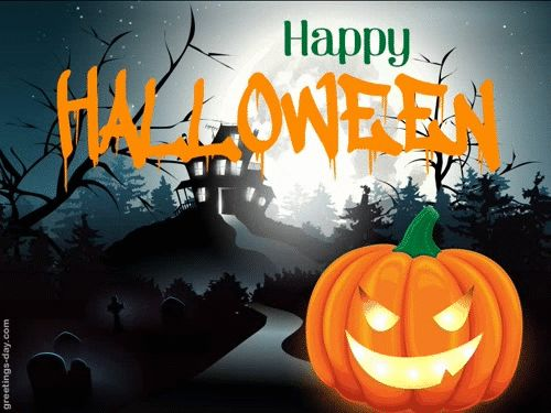 happy halloween gif pic