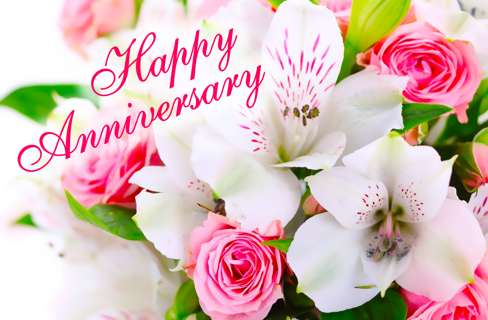 Happy Anniversary – Best Wishes & Pics.