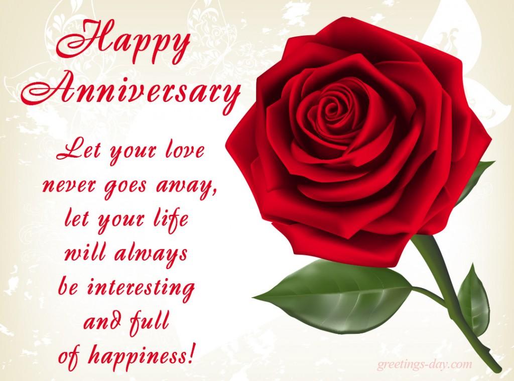 Anniversary love