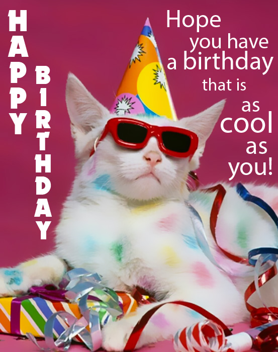 Happy Birthday- Funny Birthday eCards, Pictures and Gifs.