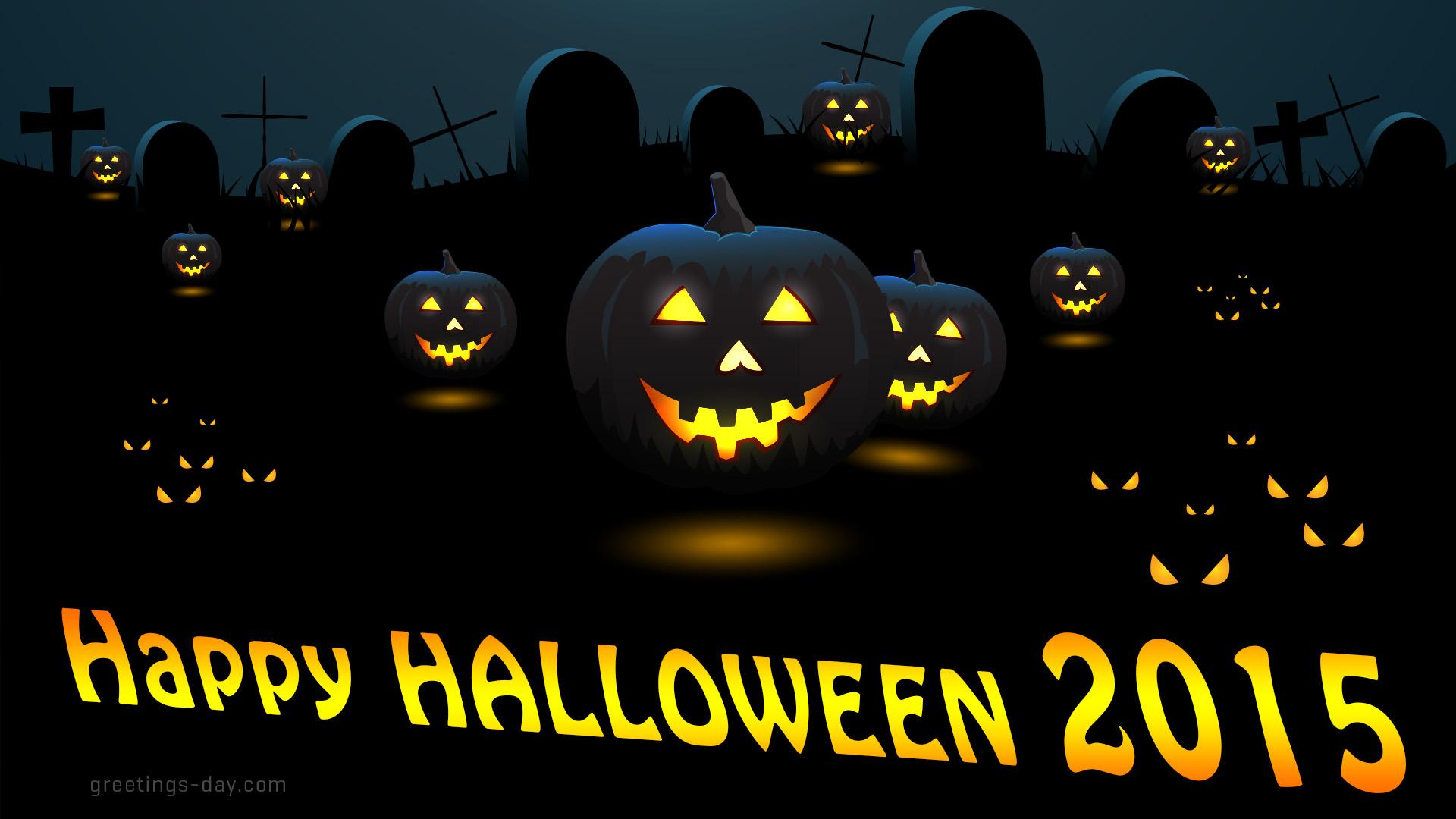 Halloween Desktop Wallpaper.