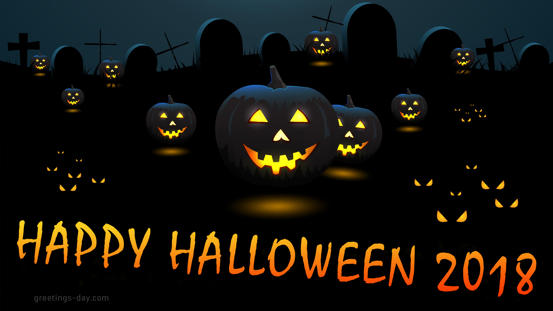 Halloween Desktop Wallpaper.