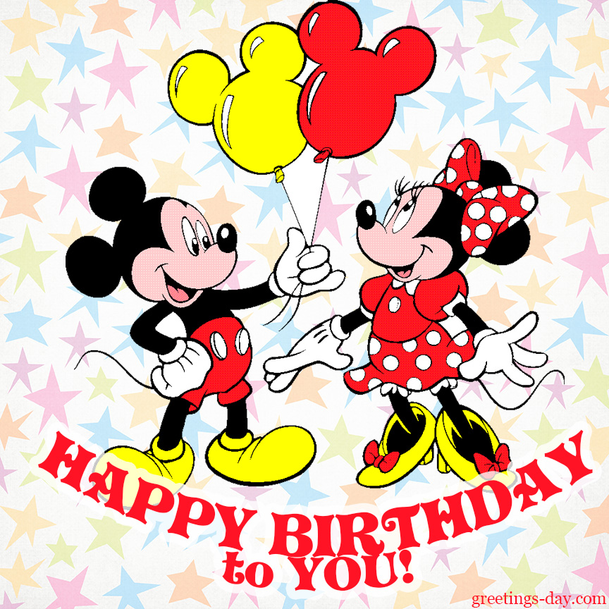 Happy Birthday – Free Birthday eCards & Images.