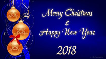 Merry Xmas 2018 – Best Free Ecards, Pics & Gifs.