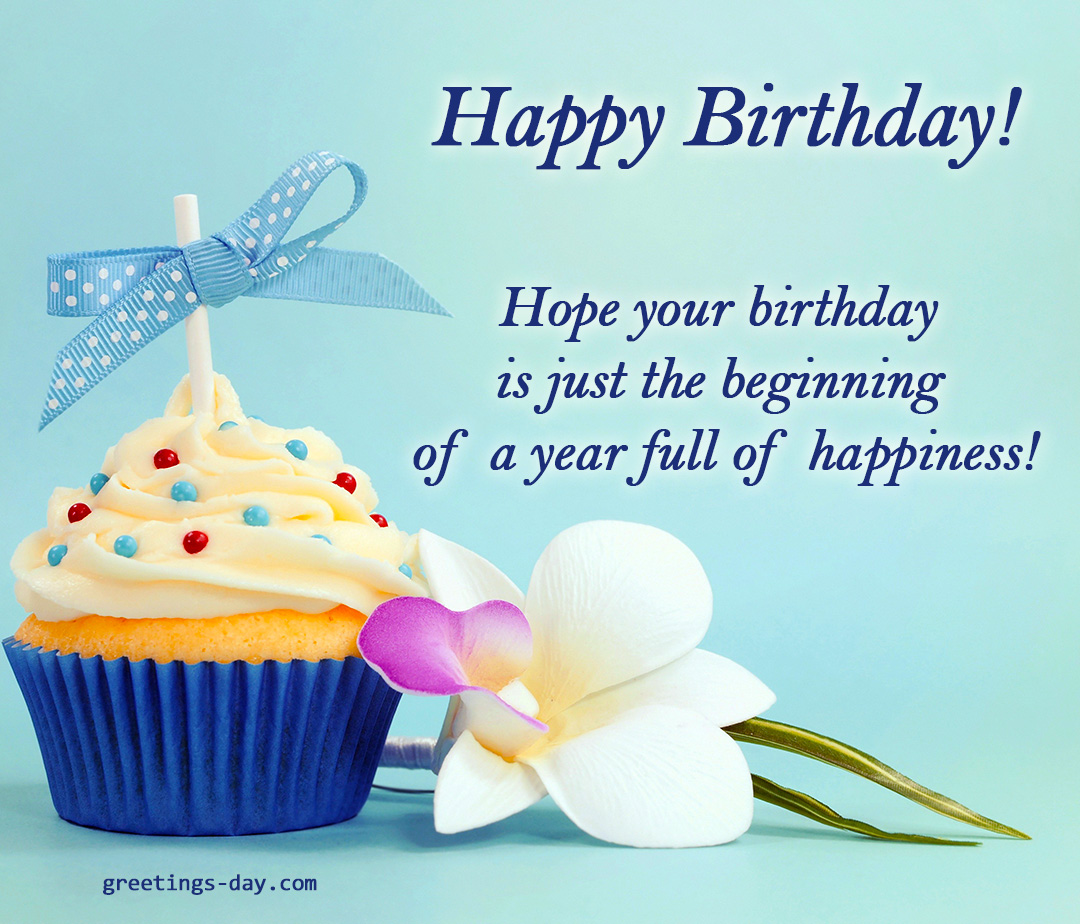 Happy Birthday – Amazing Pictures & Ecards.