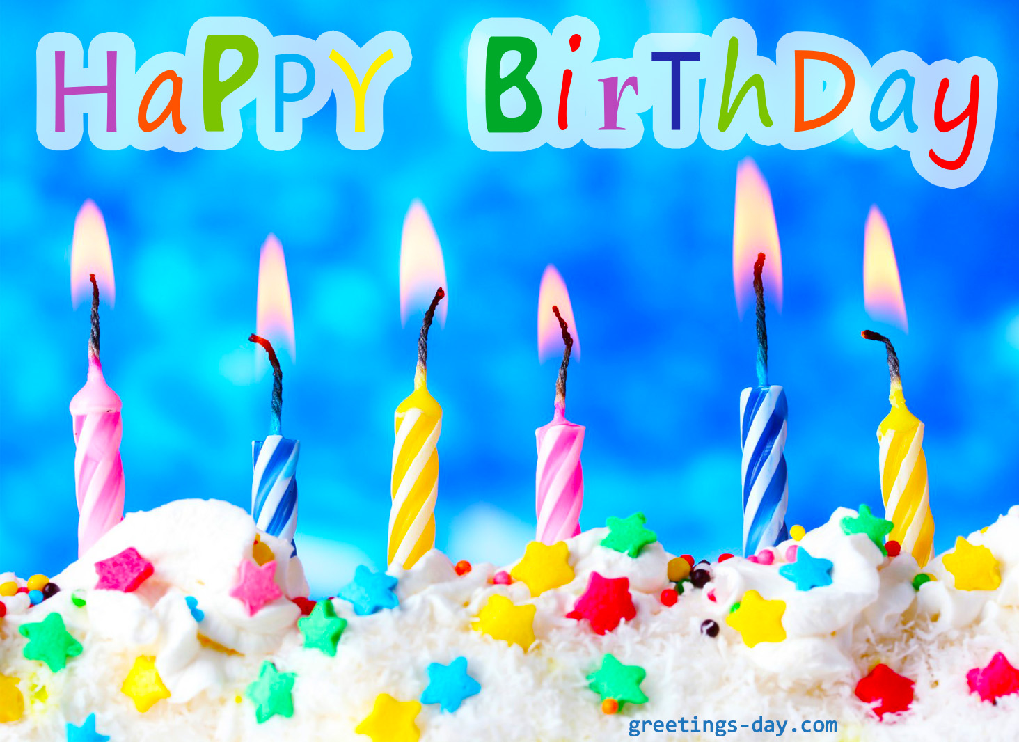 Happy Birthday Best Ecards and Wishes – Free Happy Birthday E Card