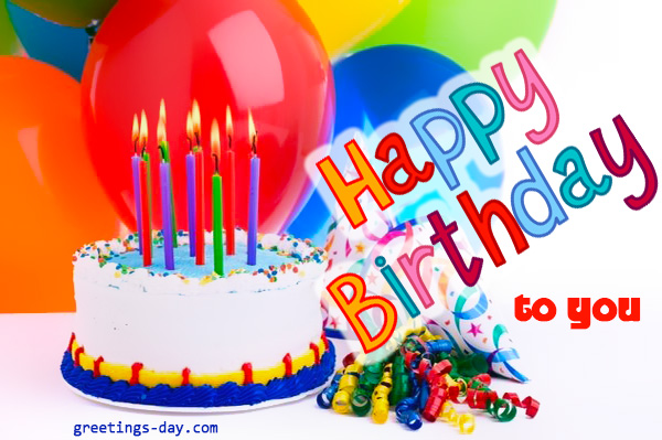 to you Greeting Cards Pictures Animated GIFs – E Birthday Cards Animated