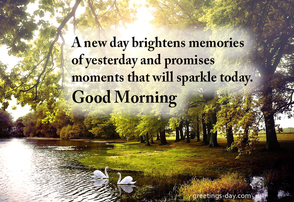 Good Morning Quotes New Day : New day good morning quotes best quote