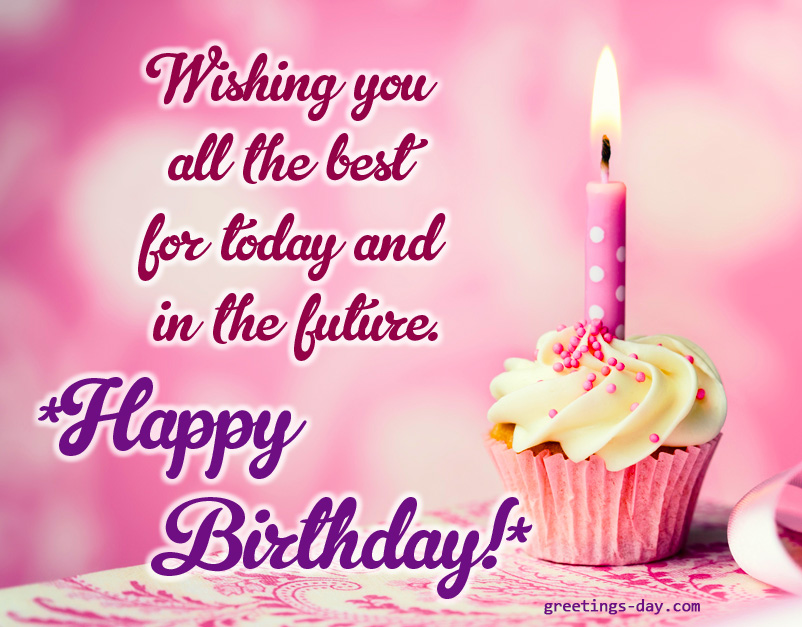 Happy Birthday For Girl Free Pics And Ecards