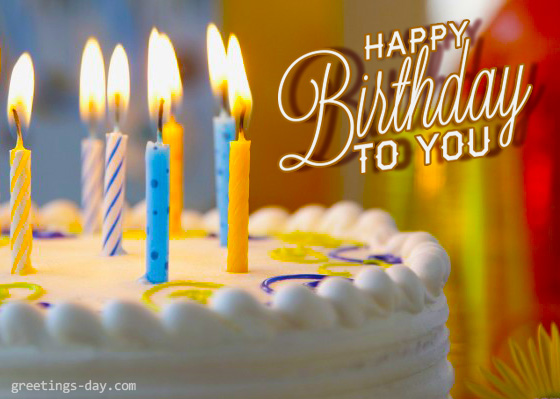 Happy Birthday – Free Online Ecards, Wishes & Pics.