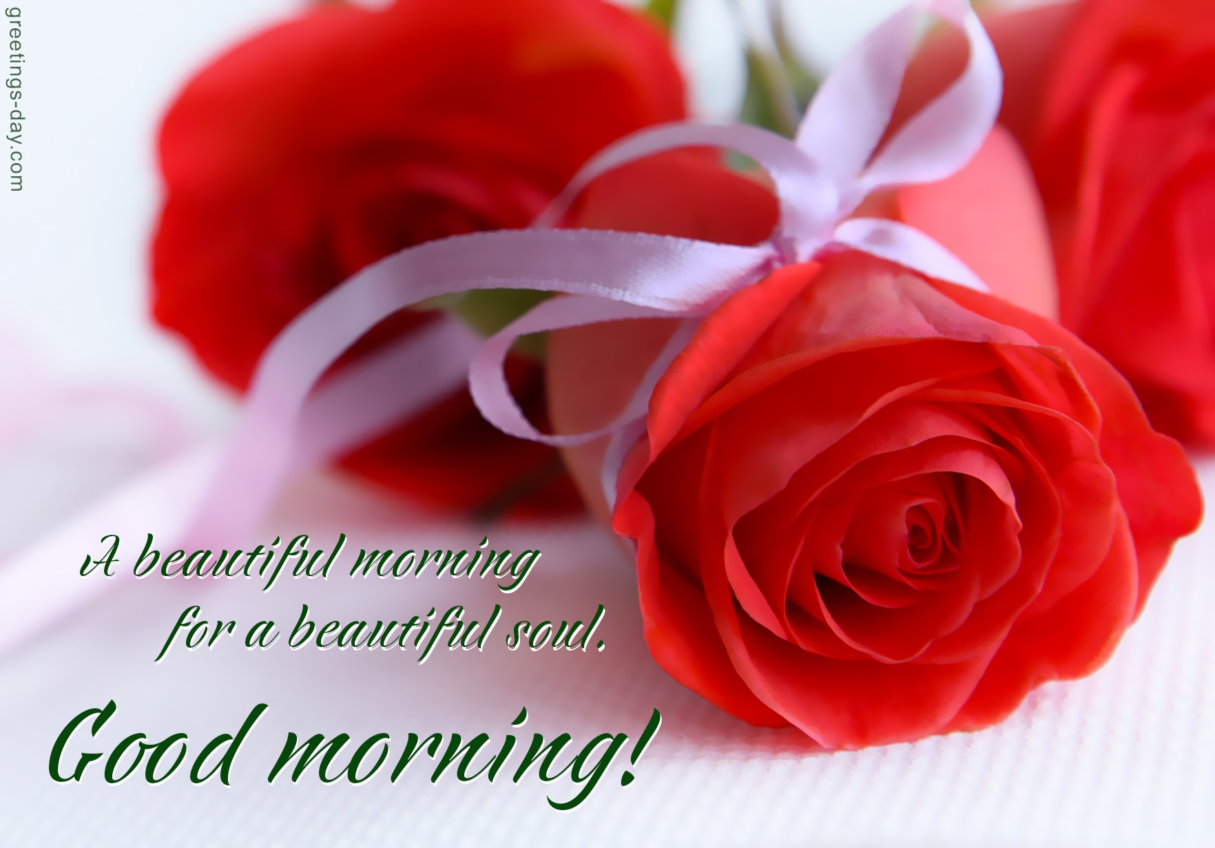 Greeting Cards For Every Day Good Morning Beautiful