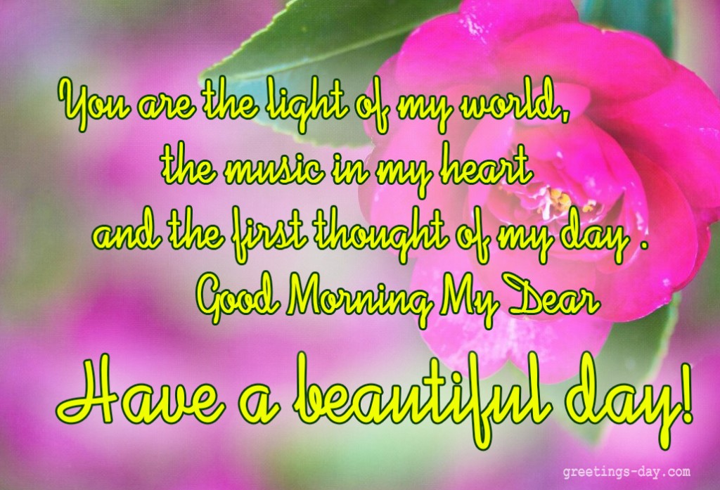 Good Morning In Spanish To A Lady : Good morning best pictures quotes for loved ones