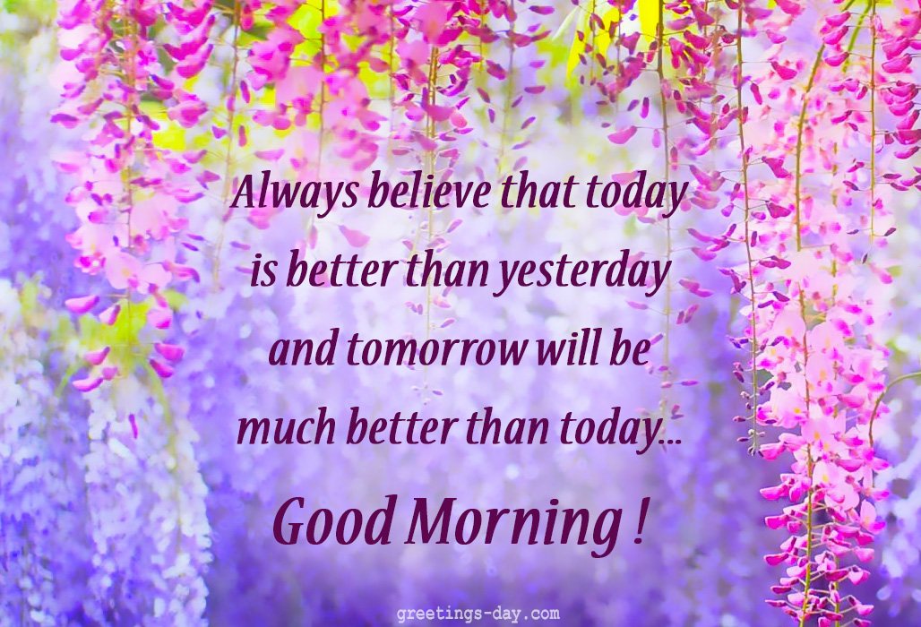 Quotes On Morning Wishes: Daily Cards, Photos & Greetings