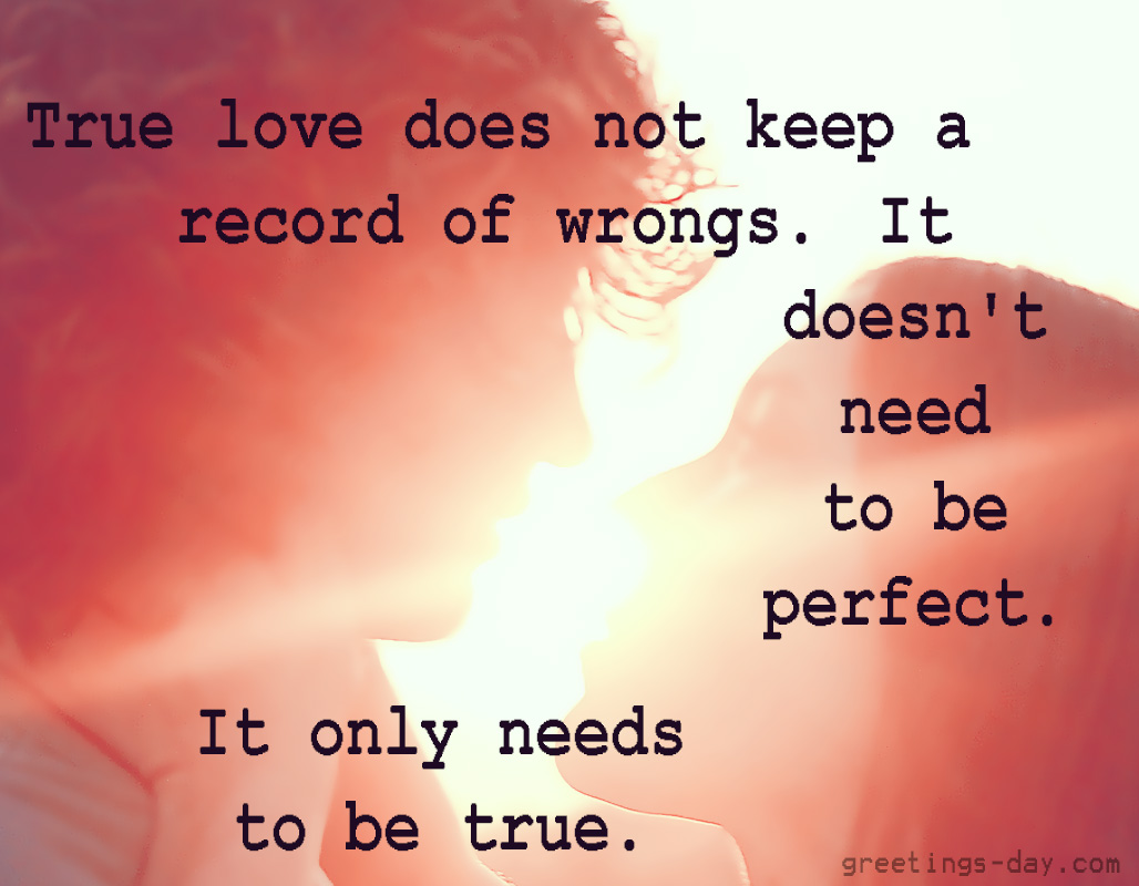 Quotes About True Love Love & Romantic Quotes  Positive Quotes Pictures.