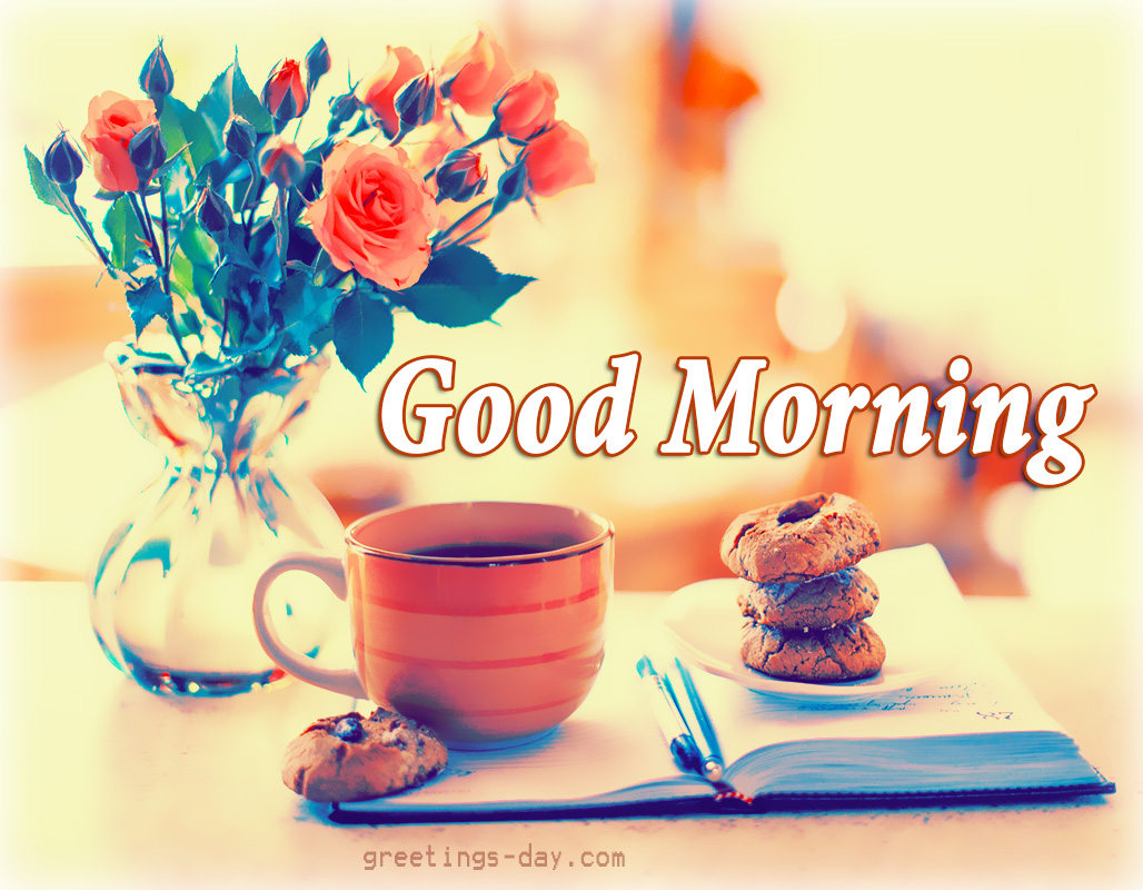 Greeting Cards For Every Day Good Morning Best Cards Animated