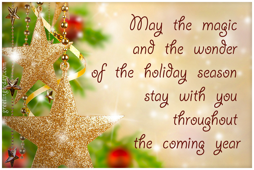 Merry Christmas - Online Cards, Animated Pics And Messages, Quotes