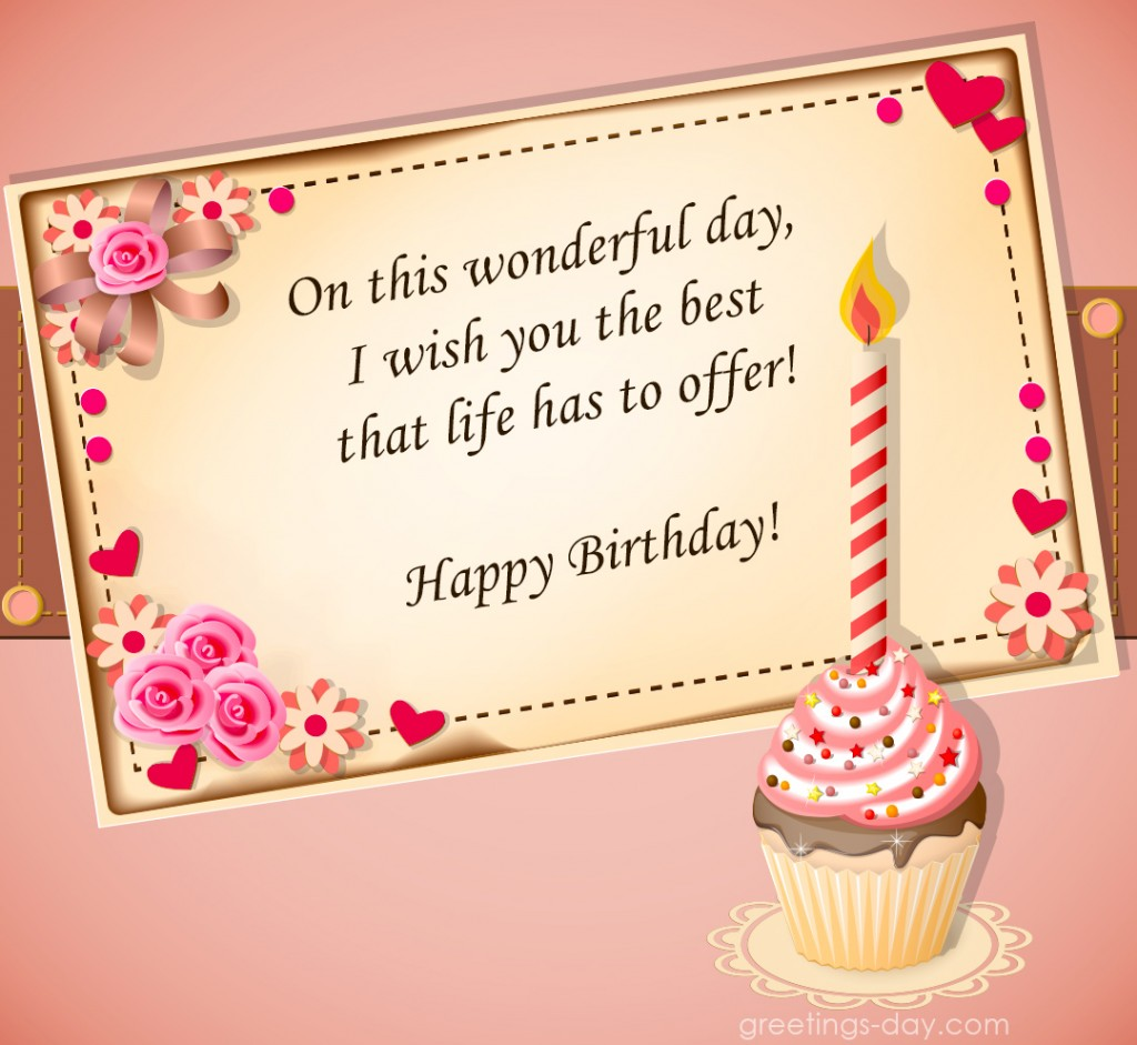 Opinion here Birthday cards girl join