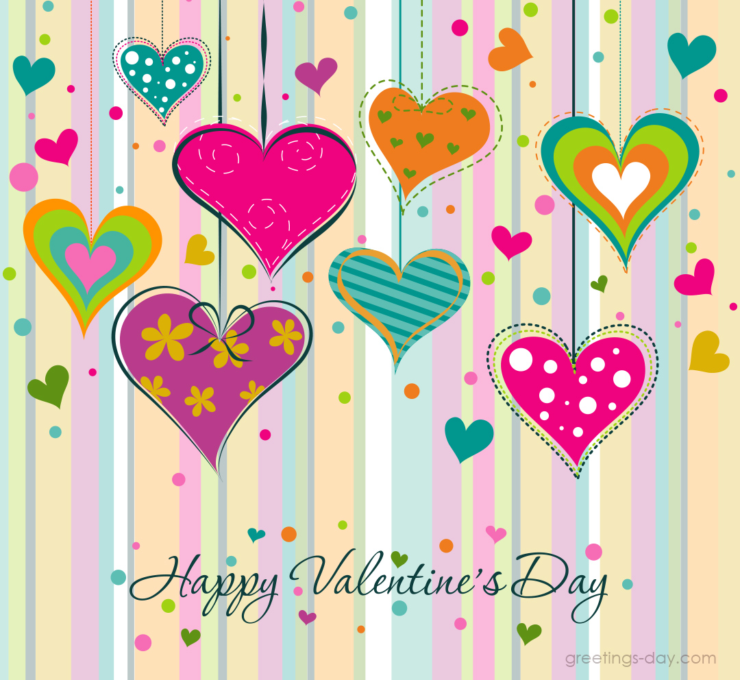 Valentines Day; Cards; Cute; Ecards; For Daughter; For Friends; For