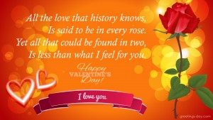 Quotes to Valentines Day