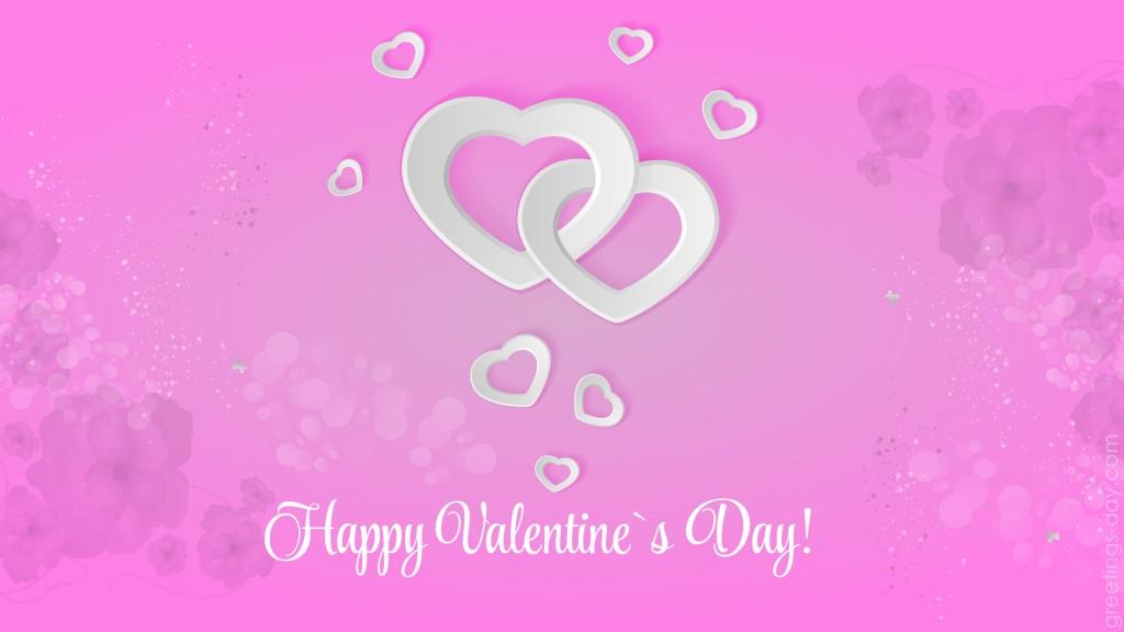 valentines day pink