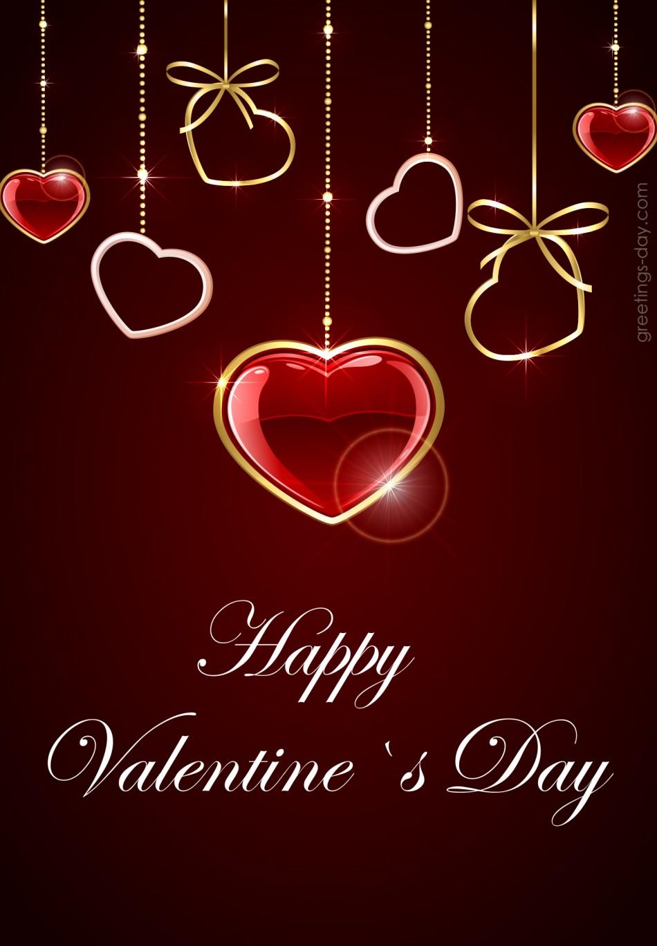 valentines day ecard