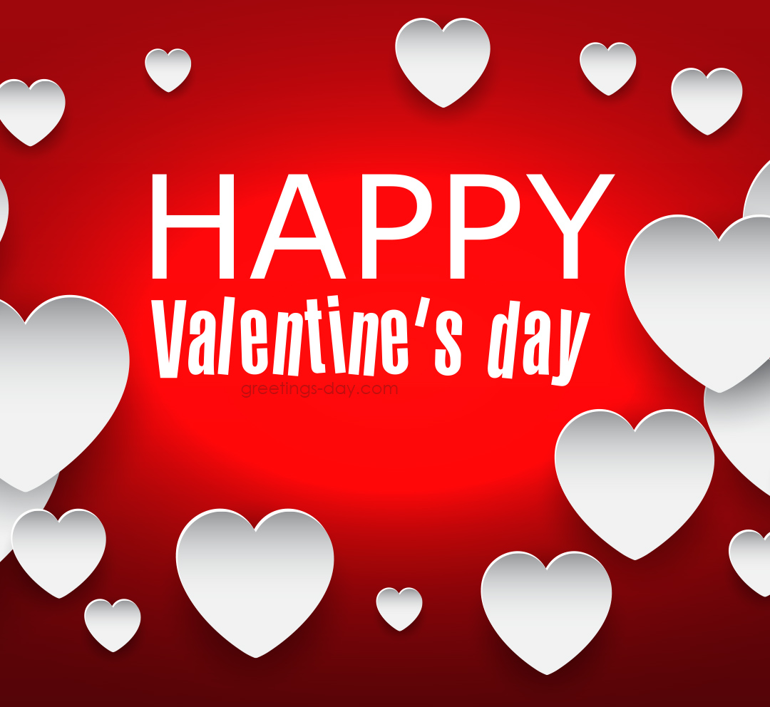 St Valentine's Day greetings eCard Love Quotes