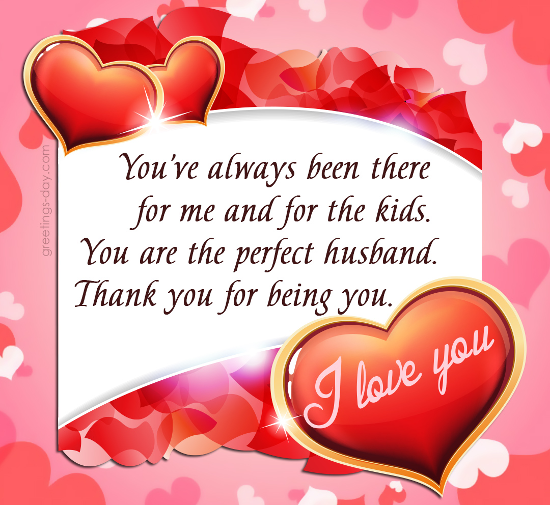 Love Quotes For A Husband Valentine's Day Quotes For Husband ❤ Nice Greeting Ecards.