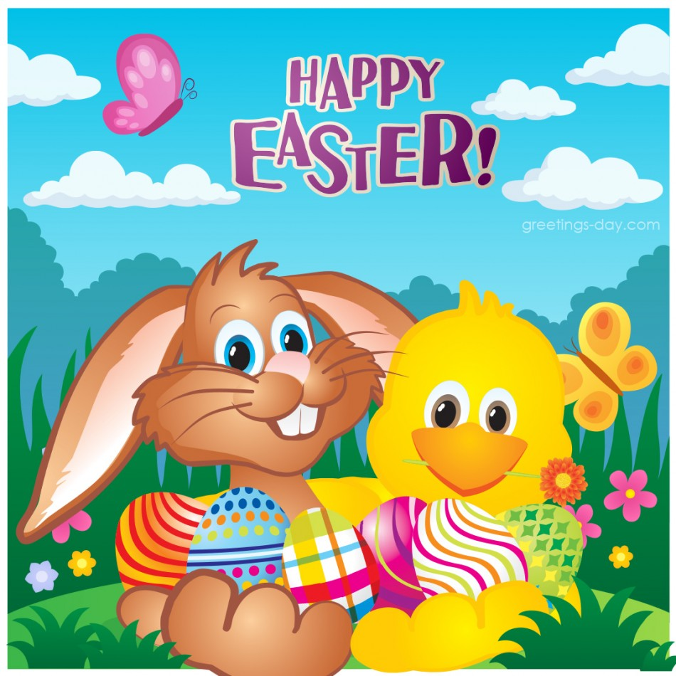 funny bunny easter 2016