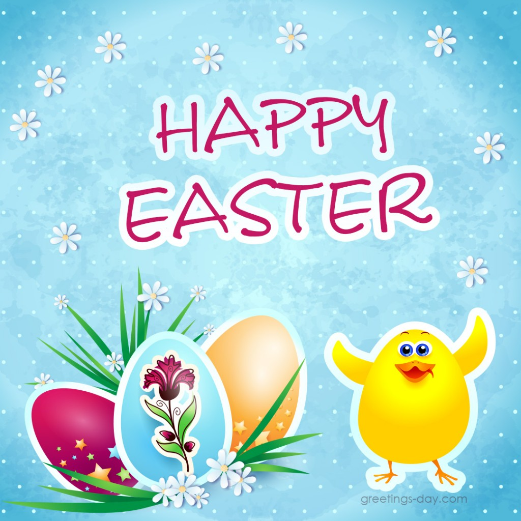 Top 5 Greetings Happy Easter Ecards Click And Share Ecards