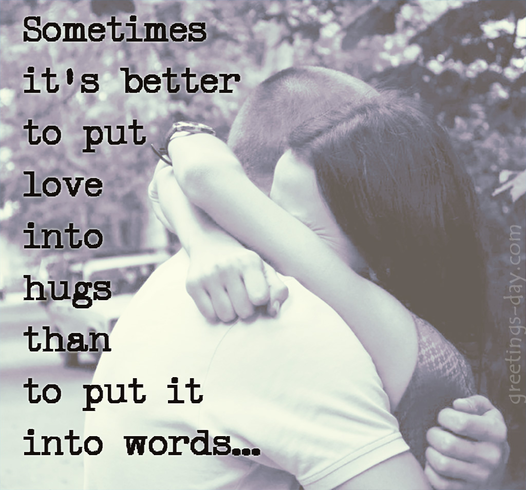 Love Quotes – Sometimes it's better to put …