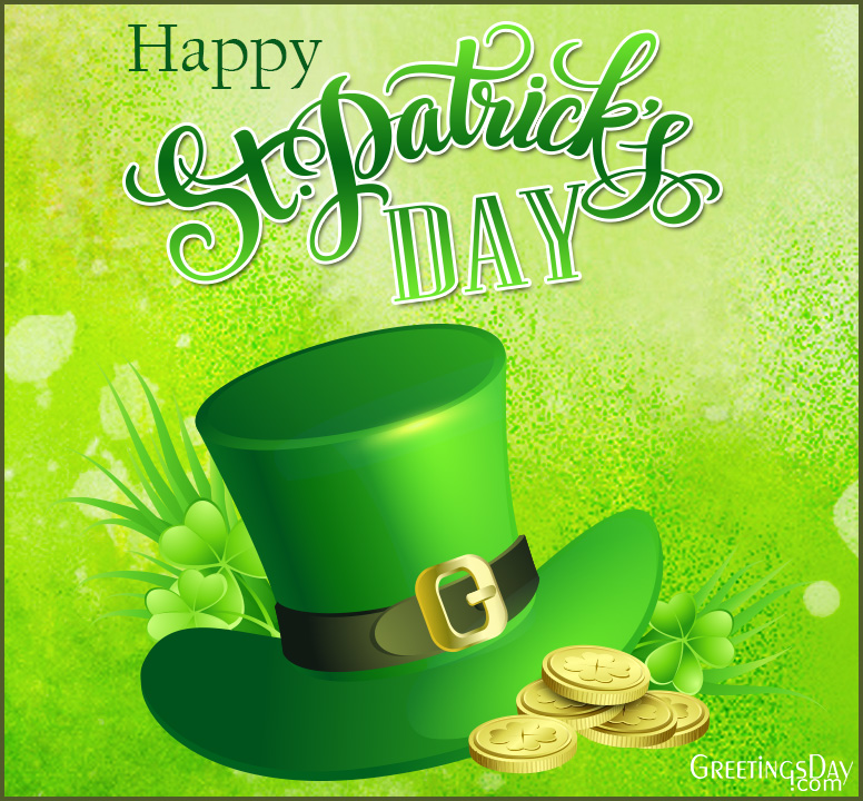 Happy StPatrick's Day