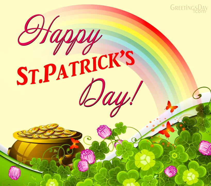 St Patrick's ecards