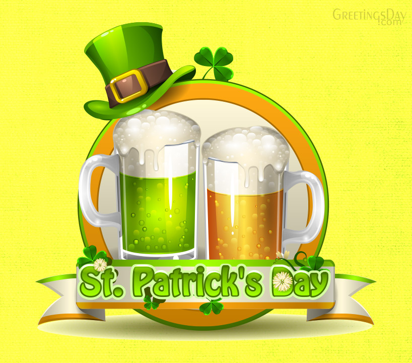 St. Patrick's Day – Online Pictures & Wishes.