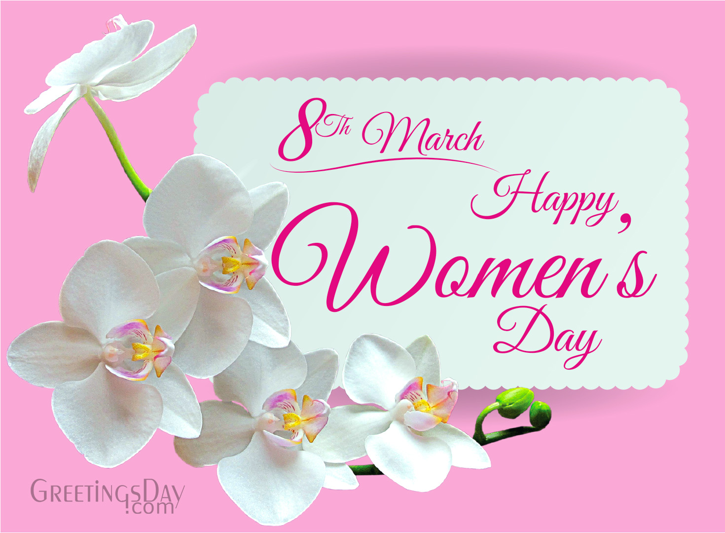 Best Women's Day Cards