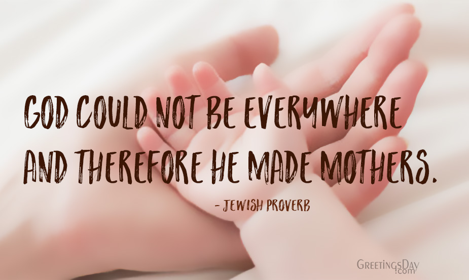 proverb about mother