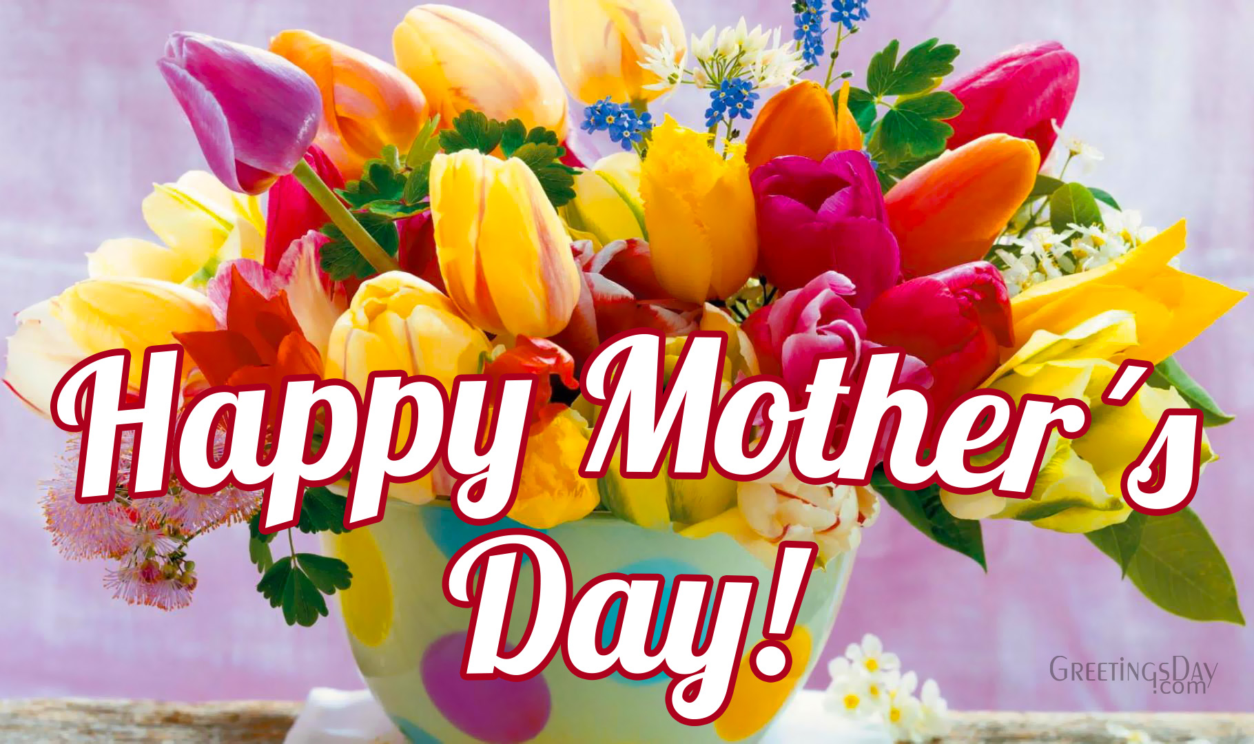 Happy Mother's Day – Online Cards, Photos and Wishes.