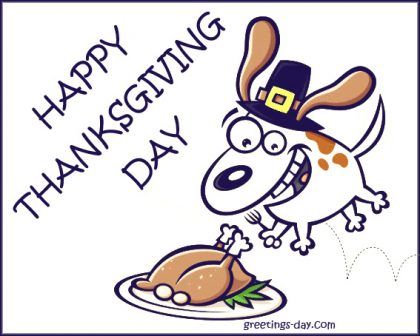 Happy Thanksgiving Funny Image